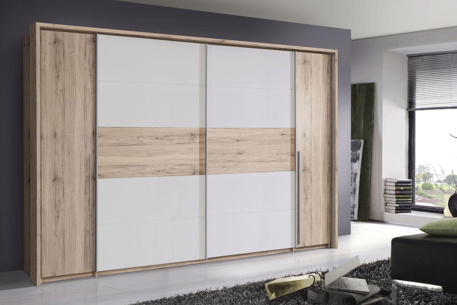 kleiderschr nke schlafzimmer sortiment pack zu m bel sb und k chen discount. Black Bedroom Furniture Sets. Home Design Ideas