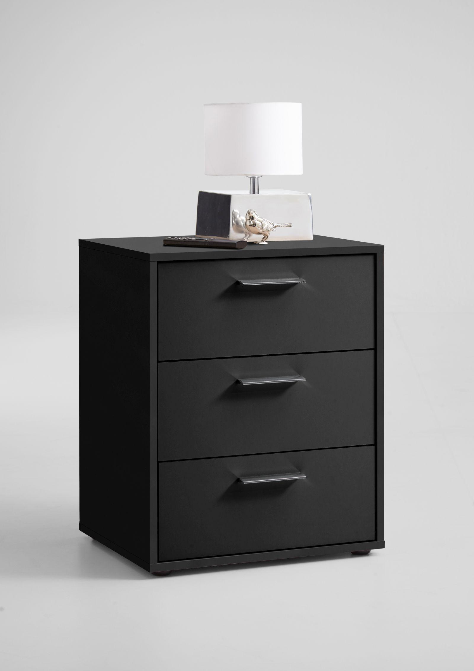 nachtkonsole virginia 2 kommoden kleinm bel garderoben sortiment pack zu m bel sb und. Black Bedroom Furniture Sets. Home Design Ideas