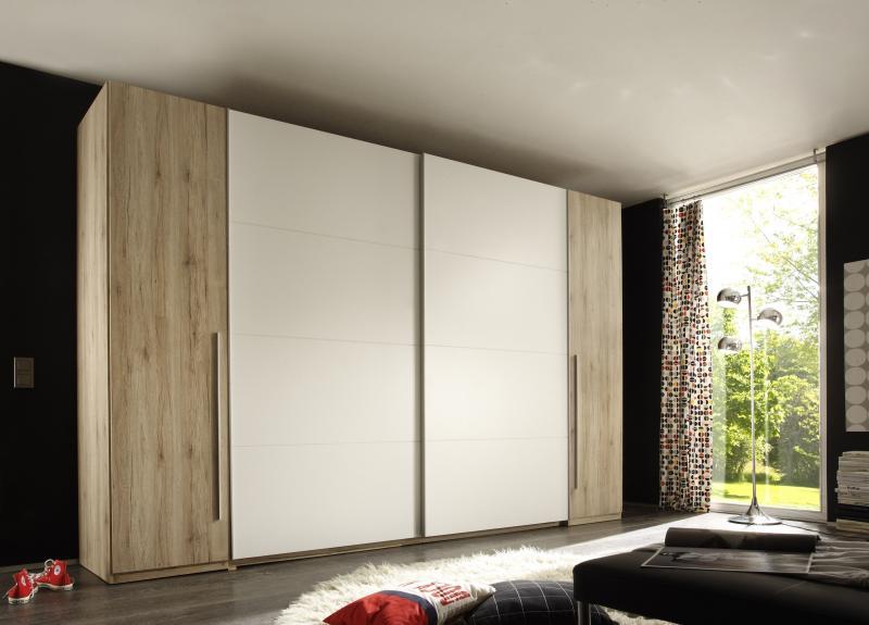 kleiderschrank match 2 kleiderschr nke schlafzimmer sortiment pack zu m bel sb und. Black Bedroom Furniture Sets. Home Design Ideas