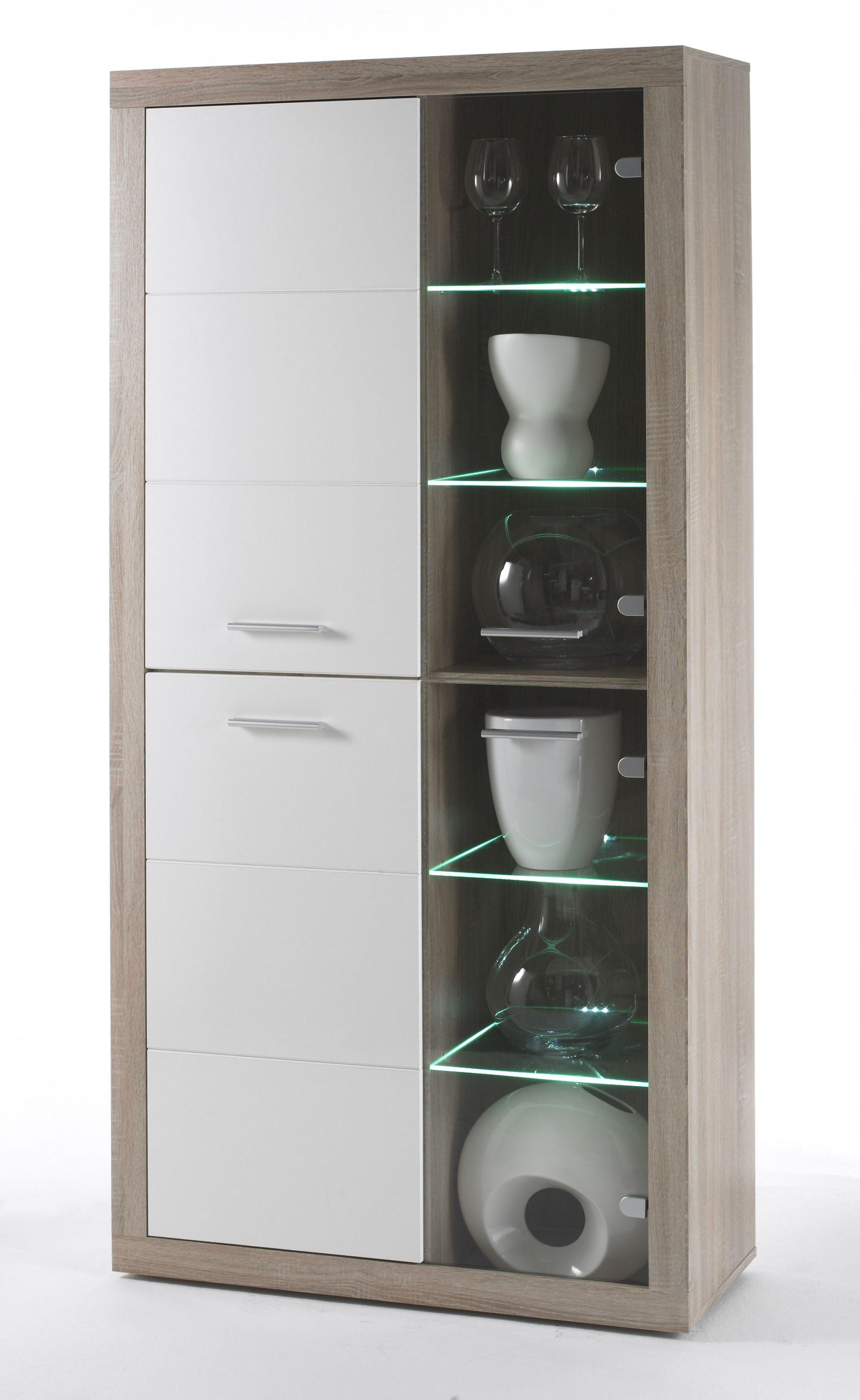 vitrine cancan t5 wohnprogramme wohnzimmer sortiment pack zu m bel sb und k chen discount. Black Bedroom Furniture Sets. Home Design Ideas