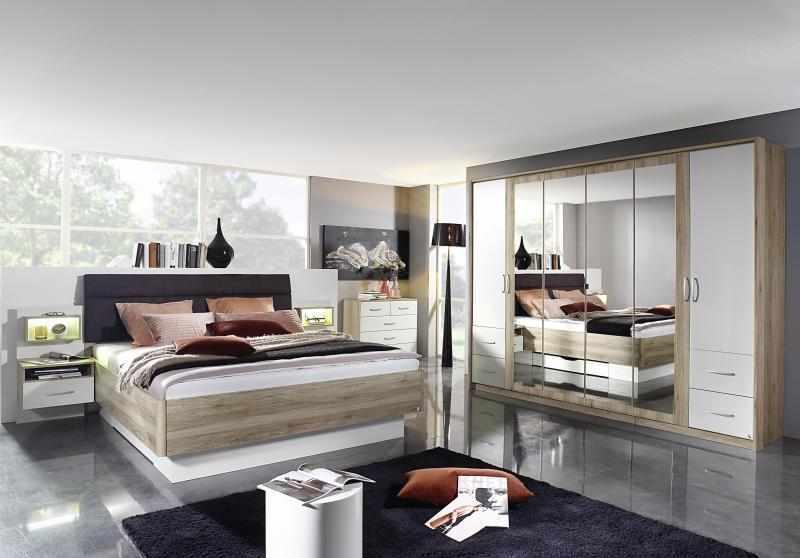 bettanlage neustadt extra schlafzimmer sortiment pack zu m bel sb und k chen discount. Black Bedroom Furniture Sets. Home Design Ideas