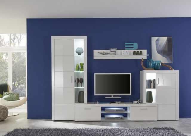 wohnw nde wohnzimmer sortiment pack zu m bel sb und k chen discount. Black Bedroom Furniture Sets. Home Design Ideas