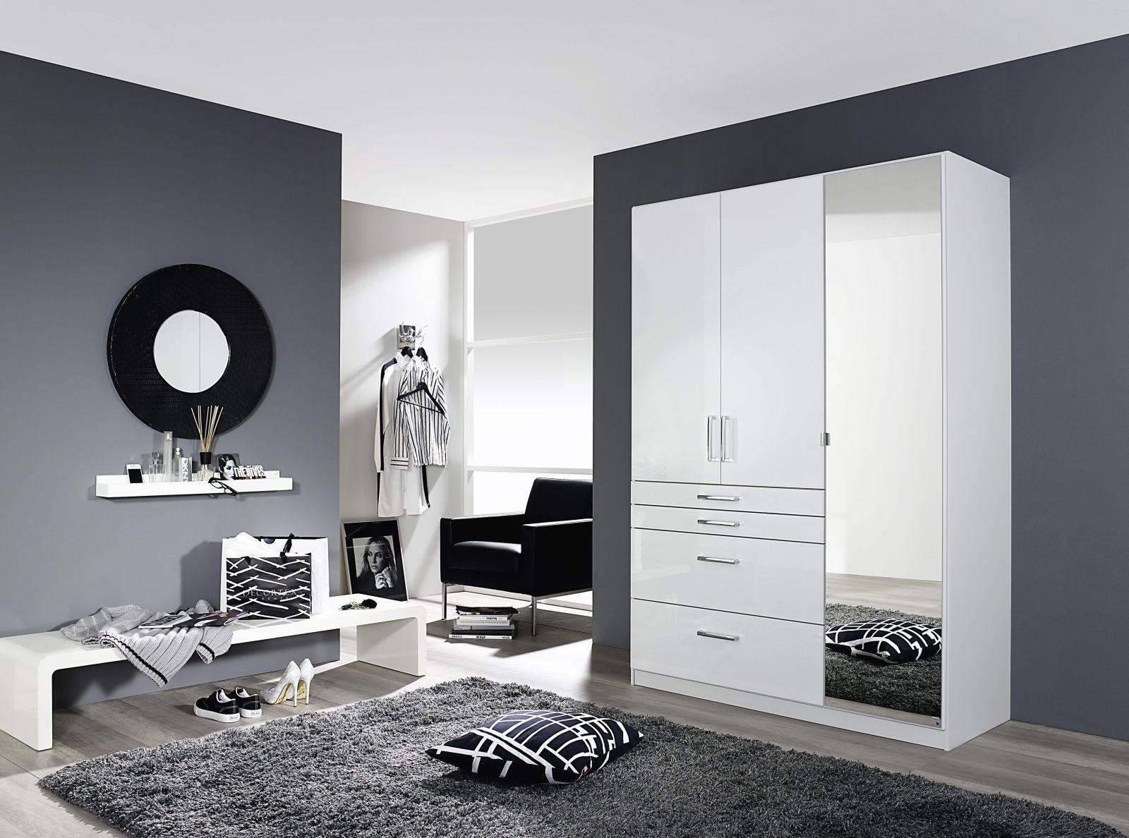 kleiderschrank homburg kleiderschr nke schlafzimmer sortiment pack zu m bel sb und. Black Bedroom Furniture Sets. Home Design Ideas