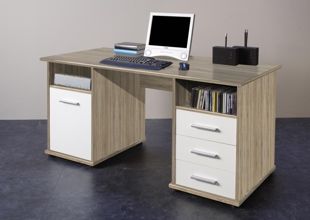 schreibtisch penta schreibtische computertische. Black Bedroom Furniture Sets. Home Design Ideas