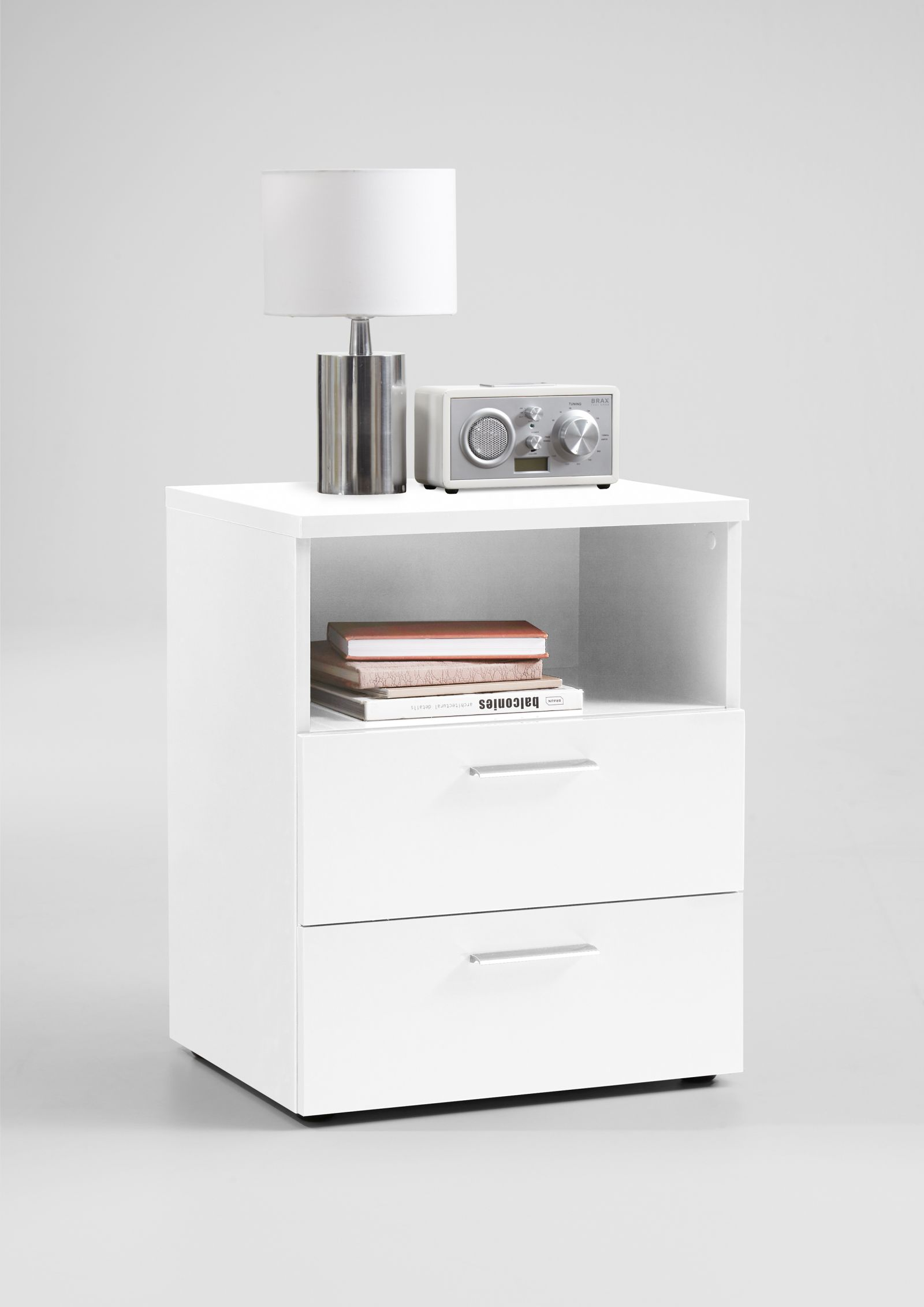 nachtkonsole colima 2 kommoden kleinm bel garderoben sortiment pack zu m bel sb und. Black Bedroom Furniture Sets. Home Design Ideas