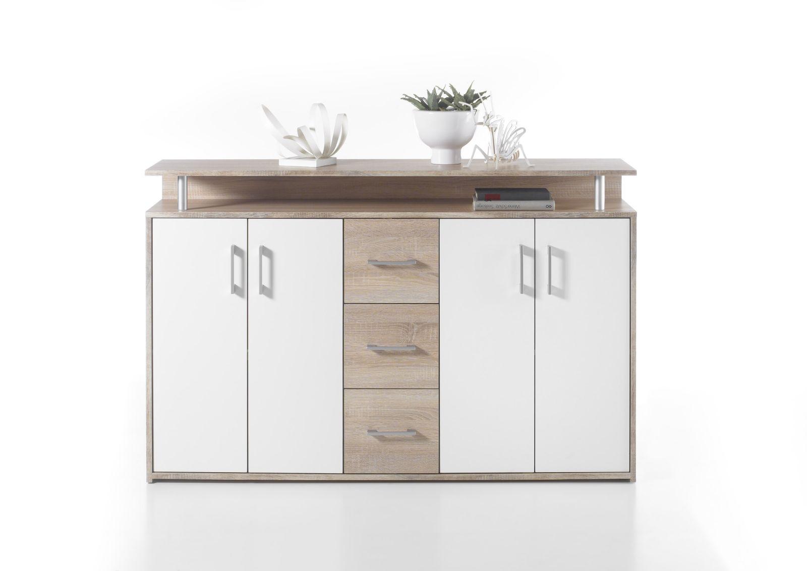 highboard drift wohnprogramme wohnzimmer sortiment. Black Bedroom Furniture Sets. Home Design Ideas