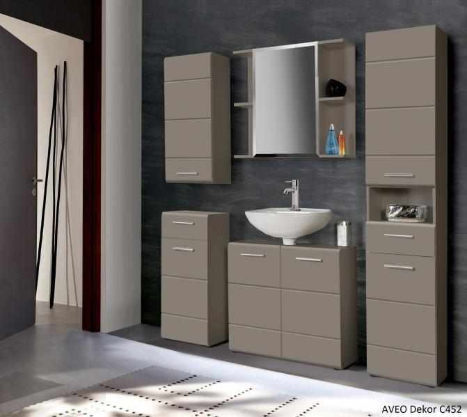 waschbeckenunterschrank aveo b der kleinm bel. Black Bedroom Furniture Sets. Home Design Ideas