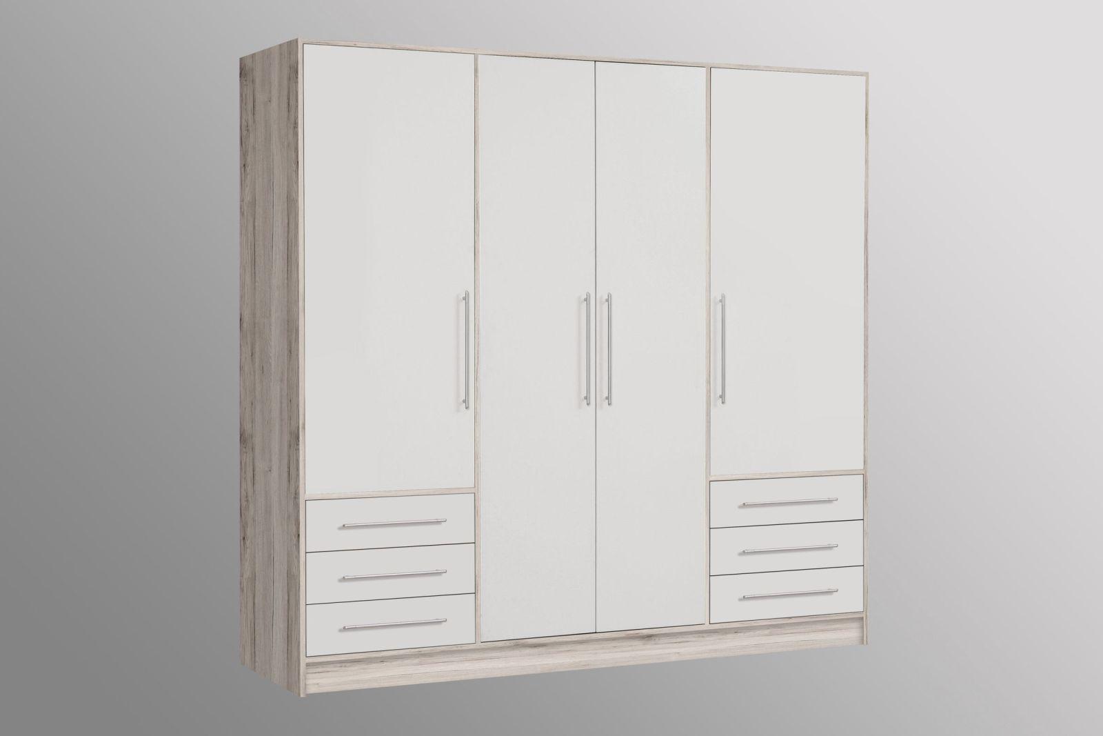 kleiderschrank jupiter kleiderschr nke schlafzimmer sortiment pack zu m bel sb und. Black Bedroom Furniture Sets. Home Design Ideas